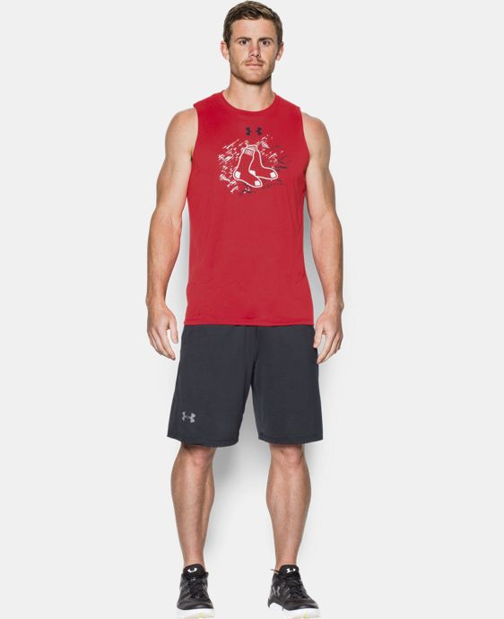 Men's Boston Red Sox Tech™ Tank LIMITED TIME: FREE U.S. SHIPPING 1 Color $34.99