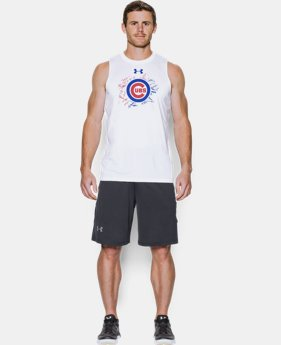 Men's Chicago Cubs Tech™ Tank LIMITED TIME: FREE SHIPPING  $34.99