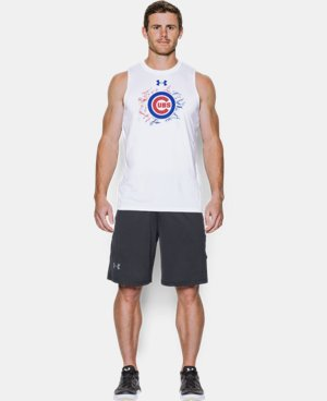 Men's Chicago Cubs Tech™ Tank  1 Color $34.99