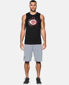 Men's Cincinnati Reds Tech™ Tank LIMITED TIME: FREE SHIPPING  $34.99