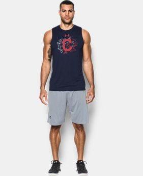 Men's Cleveland Indians Tech™ Tank LIMITED TIME: FREE SHIPPING 1 Color $34.99