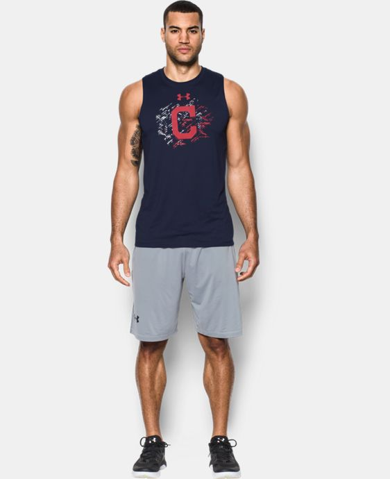 Men's Cleveland Indians Tech™ Tank  1 Color $34.99