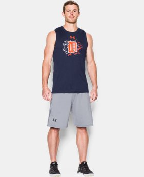 Men's Detroit Tigers Tech™ Tank LIMITED TIME: FREE U.S. SHIPPING 1 Color $26.99