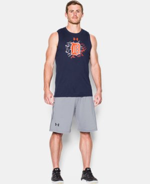 Men's Detroit Tigers Tech™ Tank  1 Color $34.99