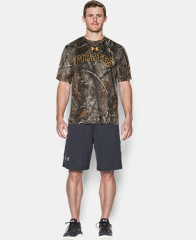 Men's Pittsburgh Pirates Camo T-Shirt LIMITED TIME: FREE U.S. SHIPPING 1 Color $37.99