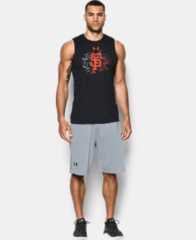 Men's San Francisco Giants Tech™ Tank LIMITED TIME: FREE SHIPPING  $34.99