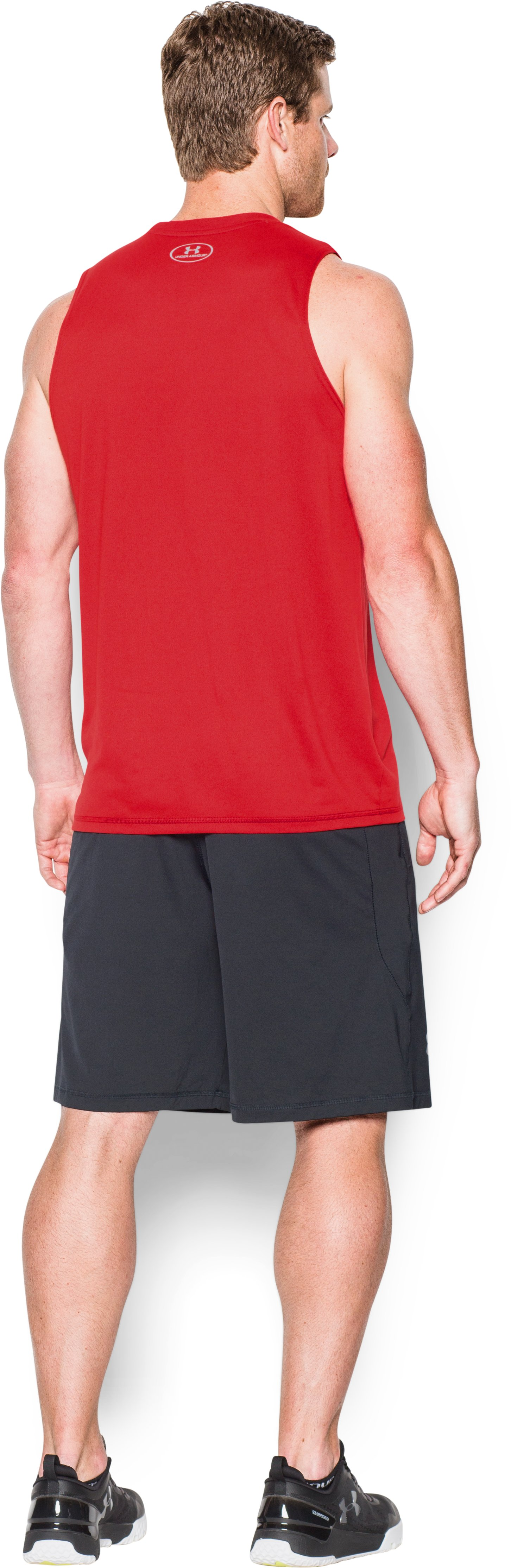 Men's St. Louis Cardinals Tech™ Tank, Red, Back