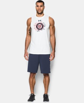 Men's Washington Nationals Tech™ Tank LIMITED TIME: FREE SHIPPING 1 Color $34.99