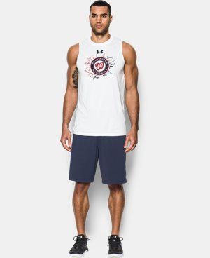 Men's Washington Nationals Tech™ Tank  1 Color $34.99