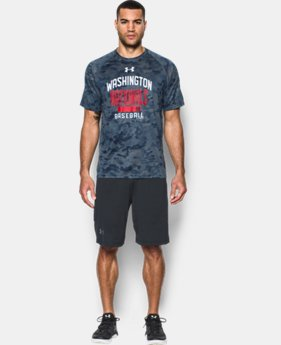 Men's Washington Nationals Camo Tech™ T-Shirt  1 Color $44.99