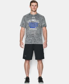 Men's Los Angeles Dodgers Camo Tech™ T-Shirt
