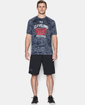 Men's Cleveland Indians Camo Tech™ T-Shirt