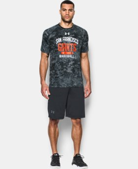 Men's San Francisco Giants Camo Tech™ T-Shirt