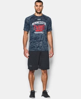 Men's Minnesota Twins Camo Tech™ T-Shirt LIMITED TIME: FREE U.S. SHIPPING 1 Color $44.99