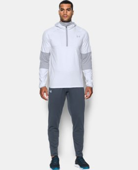 Men's UA No Breaks Run Balaclava Hoodie LIMITED TIME: FREE U.S. SHIPPING  $79.99
