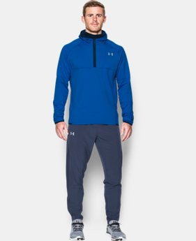 Men's UA No Breaks Run Balaclava Hoodie LIMITED TIME: FREE U.S. SHIPPING 1 Color $79.99