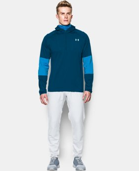 Men's UA No Breaks Run Balaclava Hoodie  1 Color $79.99