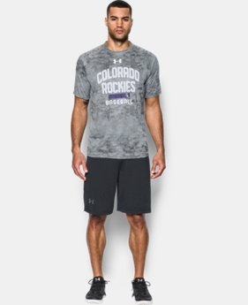 Men's Colorado Rockies Camo Tech™ T-Shirt