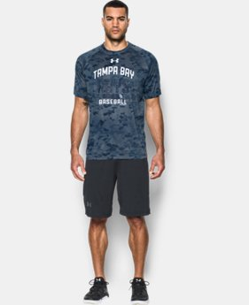 Men's Tampa Bay Rays Camo Tech™ T-Shirt