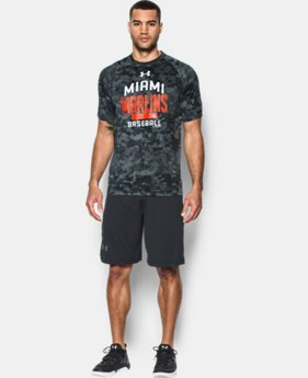Men's Miami Marlins Camo Tech™ T-Shirt LIMITED TIME: FREE SHIPPING 1 Color $44.99