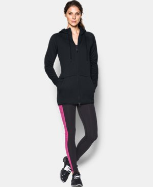 Women's UA Storm Armour® Fleece Long Full Zip LIMITED TIME: UP TO 50% OFF 1 Color $79.99