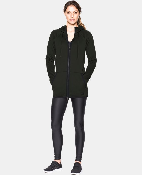Women's UA Storm Armour® Fleece Long Full Zip LIMITED TIME: FREE SHIPPING 3 Colors $67.99