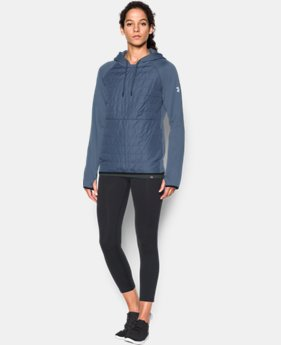 Women's UA Storm Swacket Hoodie  1 Color $79.99