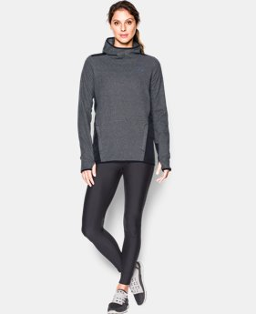Women's UA ColdGear® Infrared Popover Hoodie LIMITED TIME: FREE SHIPPING 1 Color $67.49
