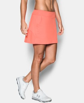 New to Outlet Women's UA Links Knit Skort  1 Color $41.99 to $52.49