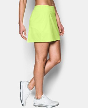 New to Outlet Women's UA Links Knit Skort  2 Colors $48.99 to $52.99