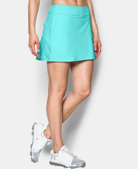 New to Outlet Women's UA Links Knit Skort  6 Colors $48.99 to $52.99