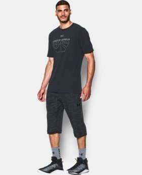Men's UA Baseline ½ Pants
