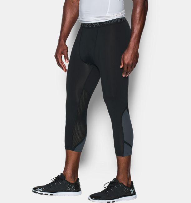1fd7377f07ba7 Men s UA HeatGear® Armour CoolSwitch SuperVent ¾ Leggings
