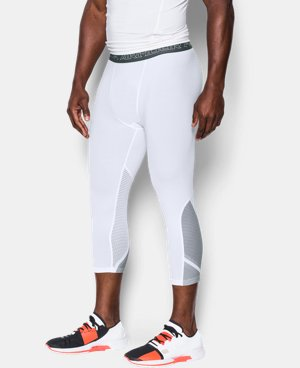 Men's UA HeatGear® Armour CoolSwitch Supervent ¾ Leggings  1 Color $52.99