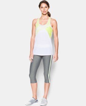 Women's UA Accelerate Graphic Tank 1 LIMITED TIME: FREE U.S. SHIPPING 1 Color $22.99