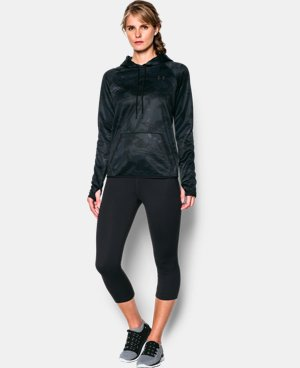 Women's UA Camo Hoodie LIMITED TIME: FREE SHIPPING  $63.74