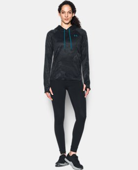 Women's UA Logo Camo Hoodie LIMITED TIME: 25% OFF 1 Color $56.24