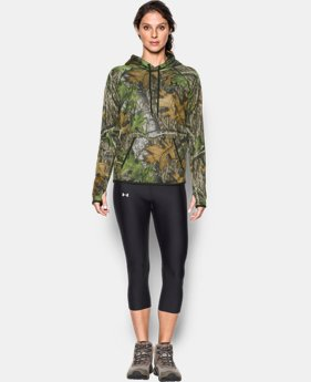 Women's  UA Logo Camo Hoodie  2 Colors $56.24 to $56.99