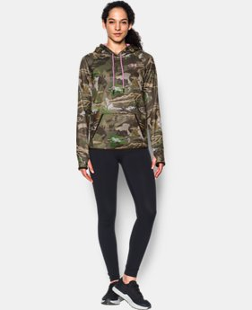 Women's UA Logo Camo Hoodie LIMITED TIME OFFER 5 Colors $63.74
