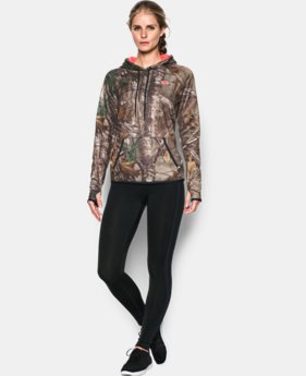 New Arrival  Women's UA Icon Camo Hoodie   $63.74 to $84.99