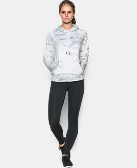 Women's UA Logo Camo Hoodie  4 Colors $31.49 to $42.74
