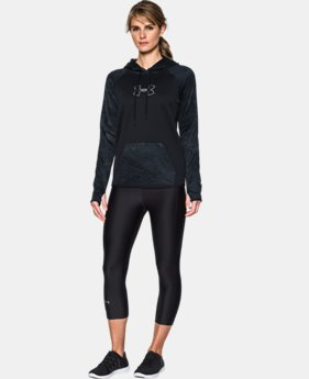 Women's UA Logo Caliber Hoodie  2 Colors $35.99 to $48.99