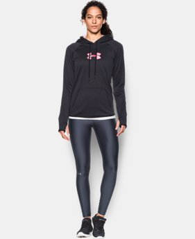 Women's UA Caliber Hoodie LIMITED TIME: FREE SHIPPING 12 Colors $56.24