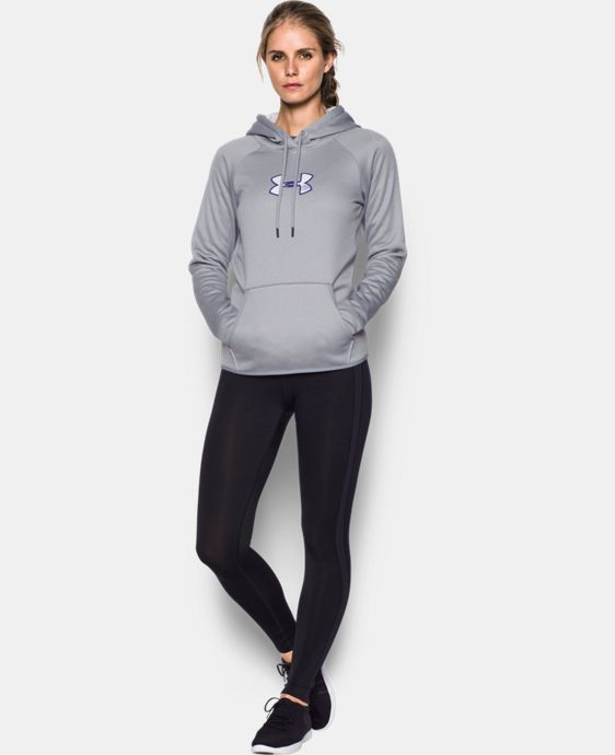 New Arrival  Women's UA Icon Caliber Hoodie  5 Colors $74.99