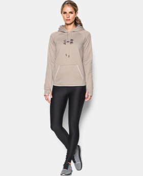 Women's UA Caliber Hoodie LIMITED TIME: FREE U.S. SHIPPING 3 Colors $48.74
