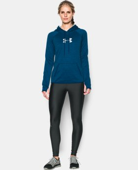 Women's UA Icon Caliber Hoodie  1 Color $74.99