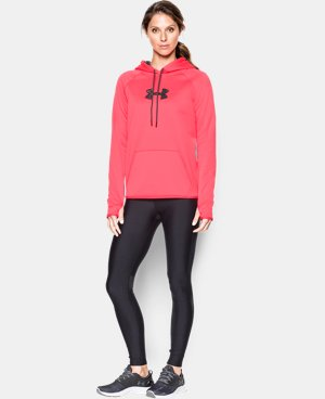 Women's UA Caliber Hoodie LIMITED TIME: FREE SHIPPING 1 Color $56.24