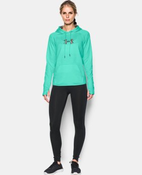 New Arrival  Women's UA Icon Caliber Hoodie  3 Colors $74.99
