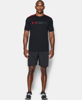 New Arrival  Men's UA Raid Turbo Sleeveless T-Shirt  LIMITED TIME: FREE SHIPPING 1 Color $39.99