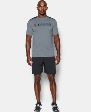 Men's UA Raid Turbo Sleeveless T-Shirt  LIMITED TIME: FREE U.S. SHIPPING 1 Color $26.99